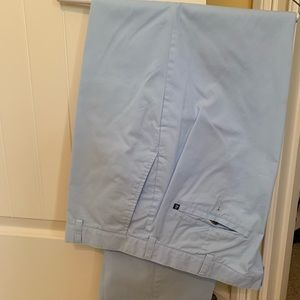 Men's Light Blue Chinos